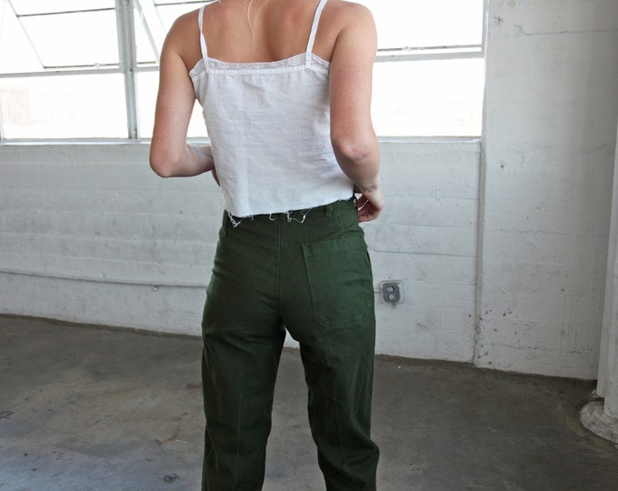 Cotton Twill Work Pants