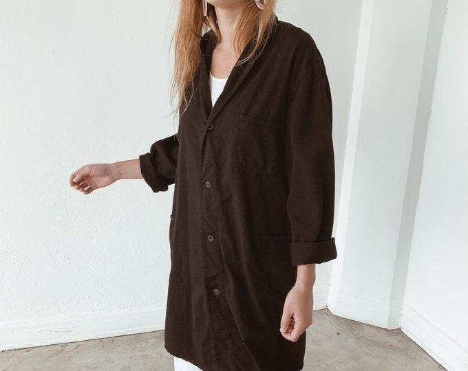 Chore jacket - noir
