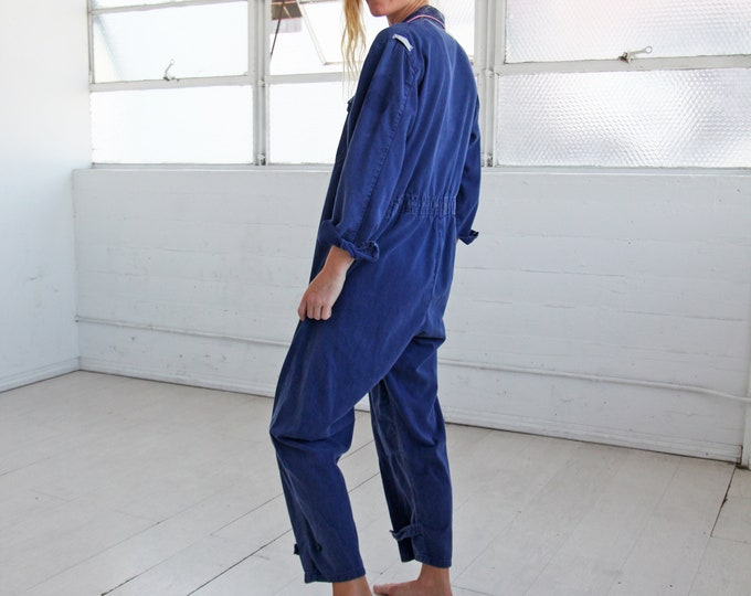 60s German Cotton Coveralls