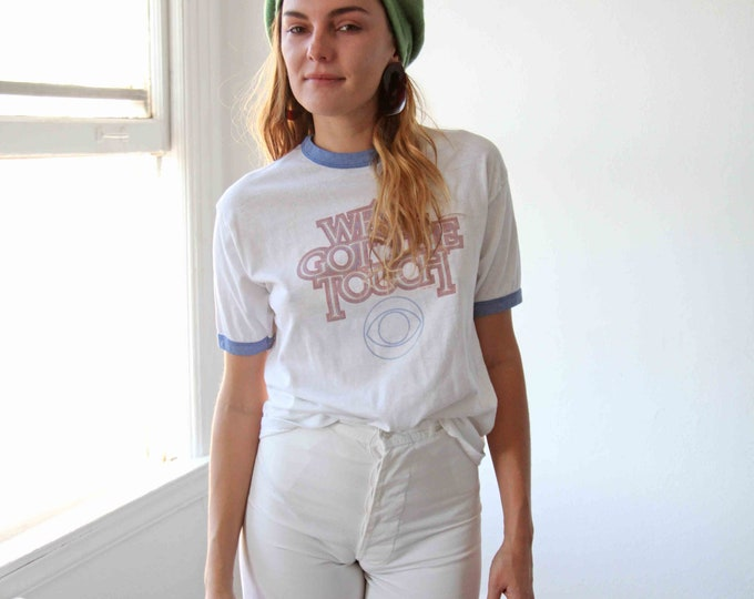 We've got the touch tee