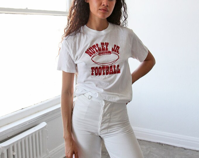 Nutley Jr. Football Tee