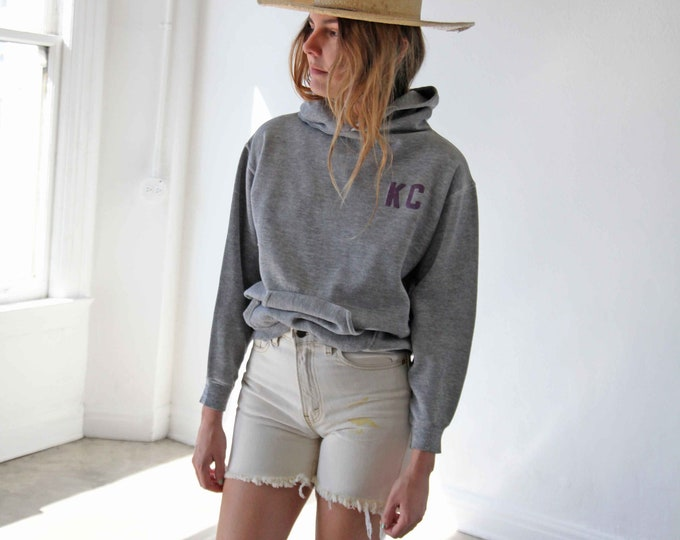 Pullover sweatshirt - grey