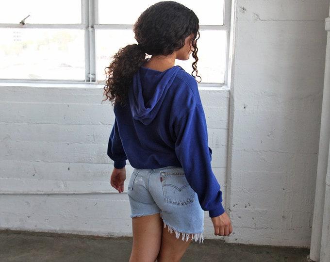 1970s Zip Up Sweatshirt