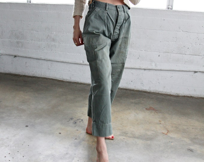 SALE 50% OFF Olive Fatigues