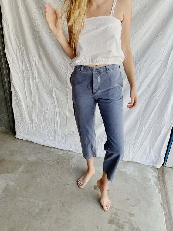 1940s french chore pants