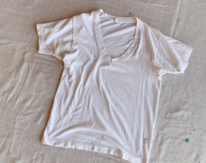 Cotton painter's t