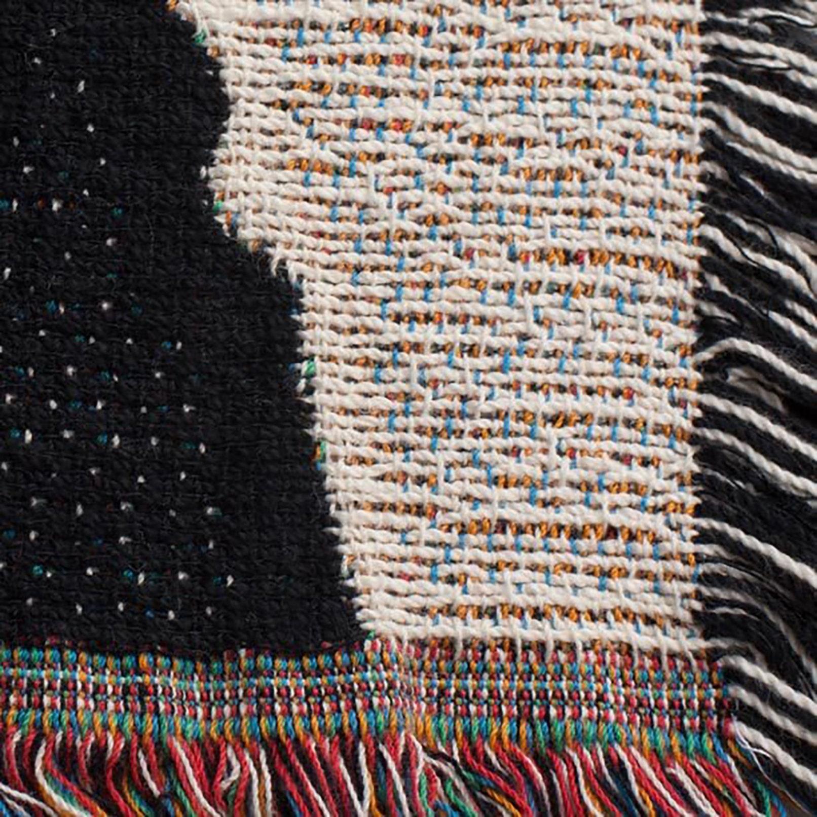Vögel Baumwolle werfen Decke gewebte Decke Kunst Starling