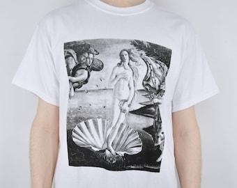 Botticelli 'Birth of Venus' Tee