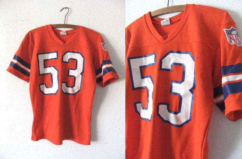 info for 61435 db931 70s Denver Broncos Randy Gradishar Jersey - Vintage NFL Football Throwback  Jersey - Mens size S