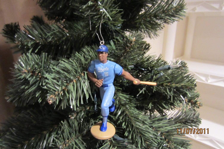 Bo Jackson Kansas City Royals Raiders or White Sox baseball | Etsy