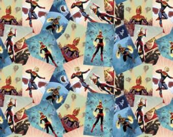7b6b709afee Captain Marvel scrub top 1X