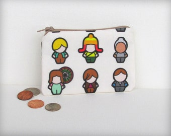 Firefly Serenity - Aim to Misbehave - Coin Purse