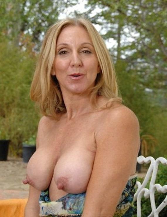 Wife Tits Photo
