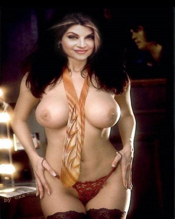 Kirstie Alley Nude Sex Scene