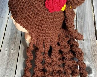 Amigurumi crochet Disney Princess Belle beauty and the beast doll ...   270x340