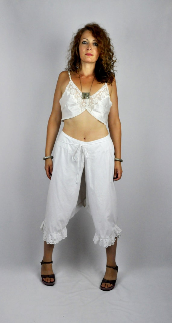 1900s Bloomers - Antique Bloomers - Victorian Pan… - image 3