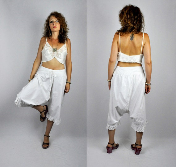 1900s Bloomers - Antique Bloomers - Victorian Pant