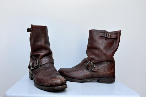 Vintage Frye Mid Calf Boots - Frye Boots - Frye Me