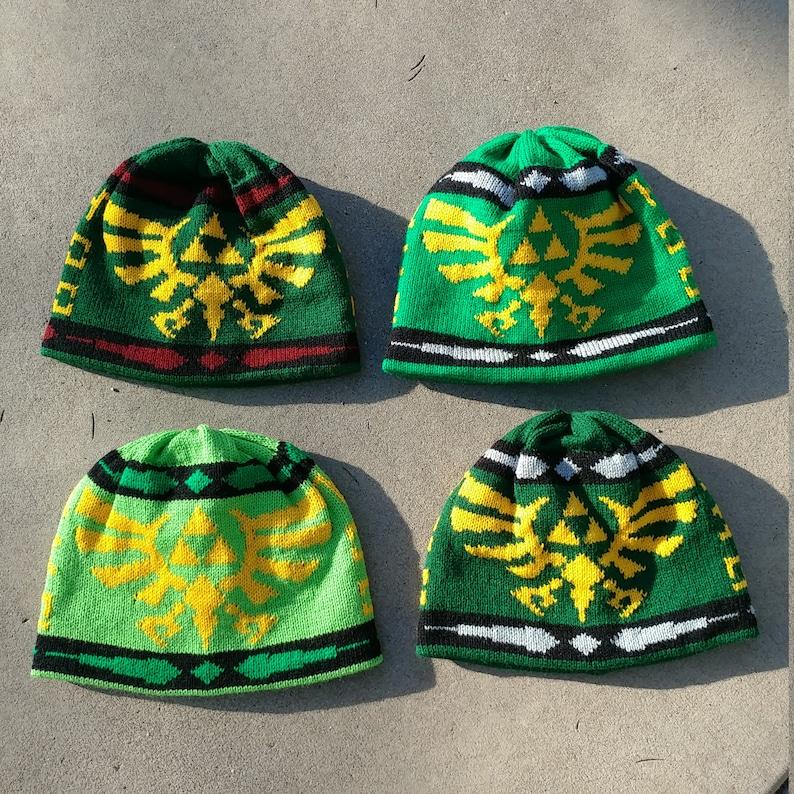 Kids Knitted Beanies Hat Green Cucumber Winter Hat Knitted Skull Cap