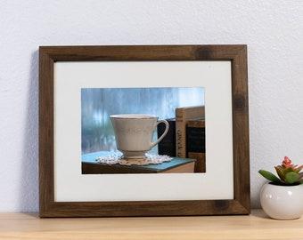 Vintage Teacup Photography Print