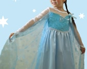 Frozen Queen Elsa Costume...