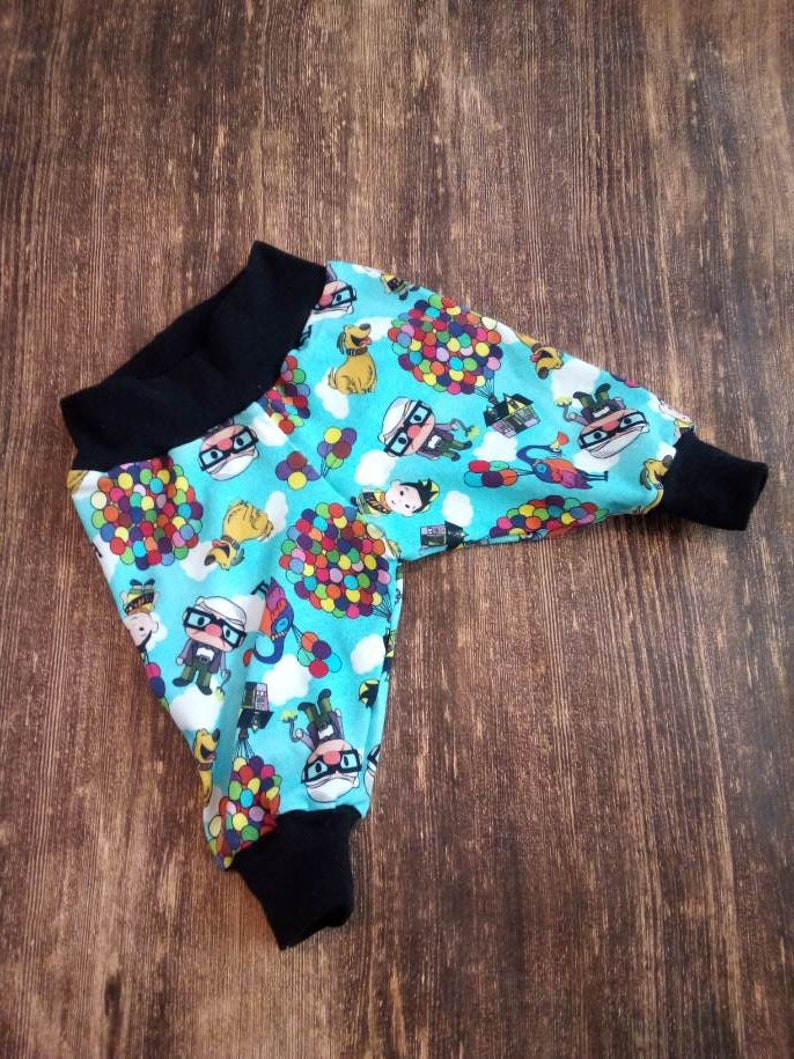 Baby Shower Gift Sally Pixar- Adventure is out there Going Home Custom UP Onesie /& Cuff Pants Set