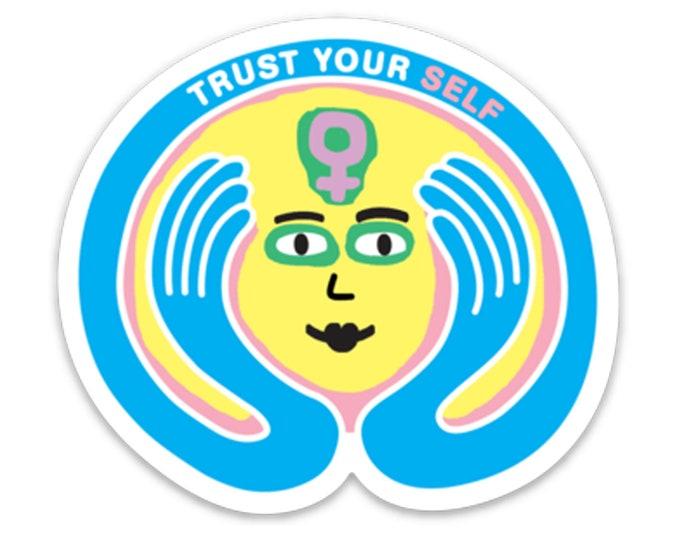 Trust Yourself vinyl