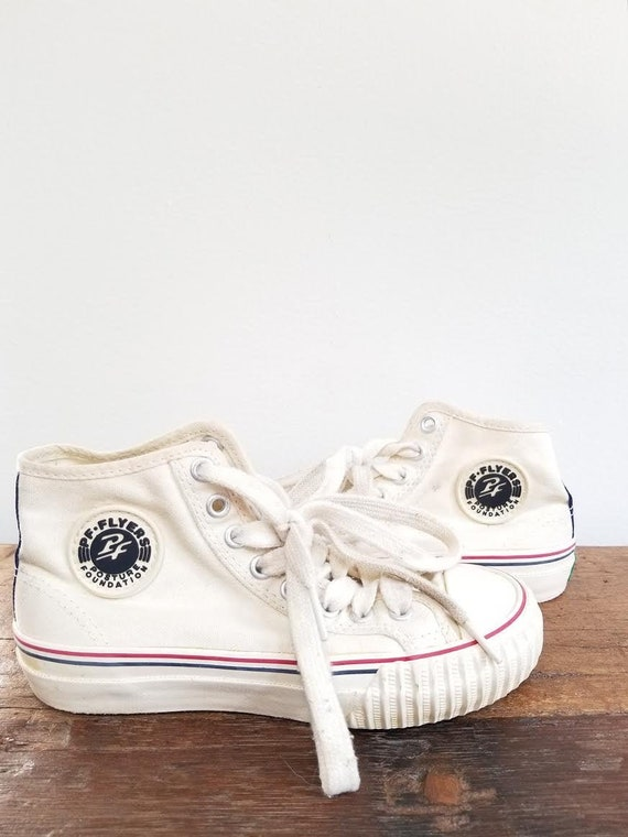 1950s PF Flyers tennis shoes  -size 2.5