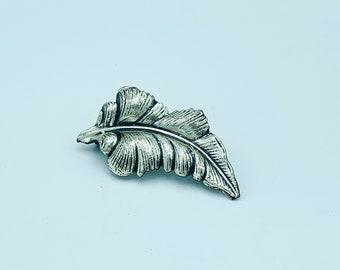 JEWELART Sterling Silver Ornate Heart Pin Item K # 106