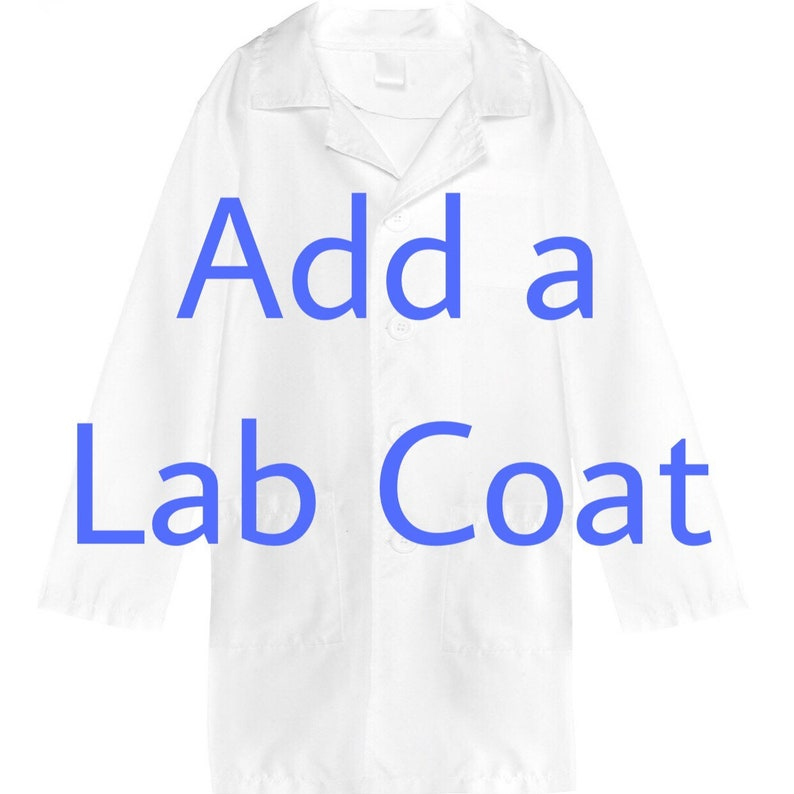 Add a Lab Coat image 0