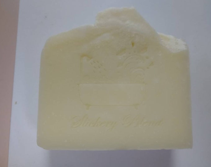 Unscented soap bar,  fragrance free, hand soap,  shower soap, housewarming gift