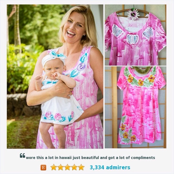 f835eac05a8 Hawaii Dress Plus Size Cover Up Floral Dress Woman Fashion