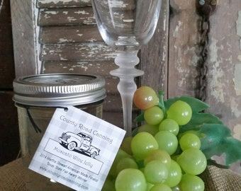 Moscato Wine Jelly