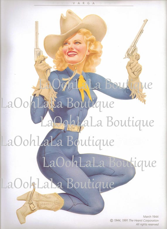 girls night out party favors personalized favor vintage pinup drink tags Cowgirl pinup girls custom name western pin up cowboy hat