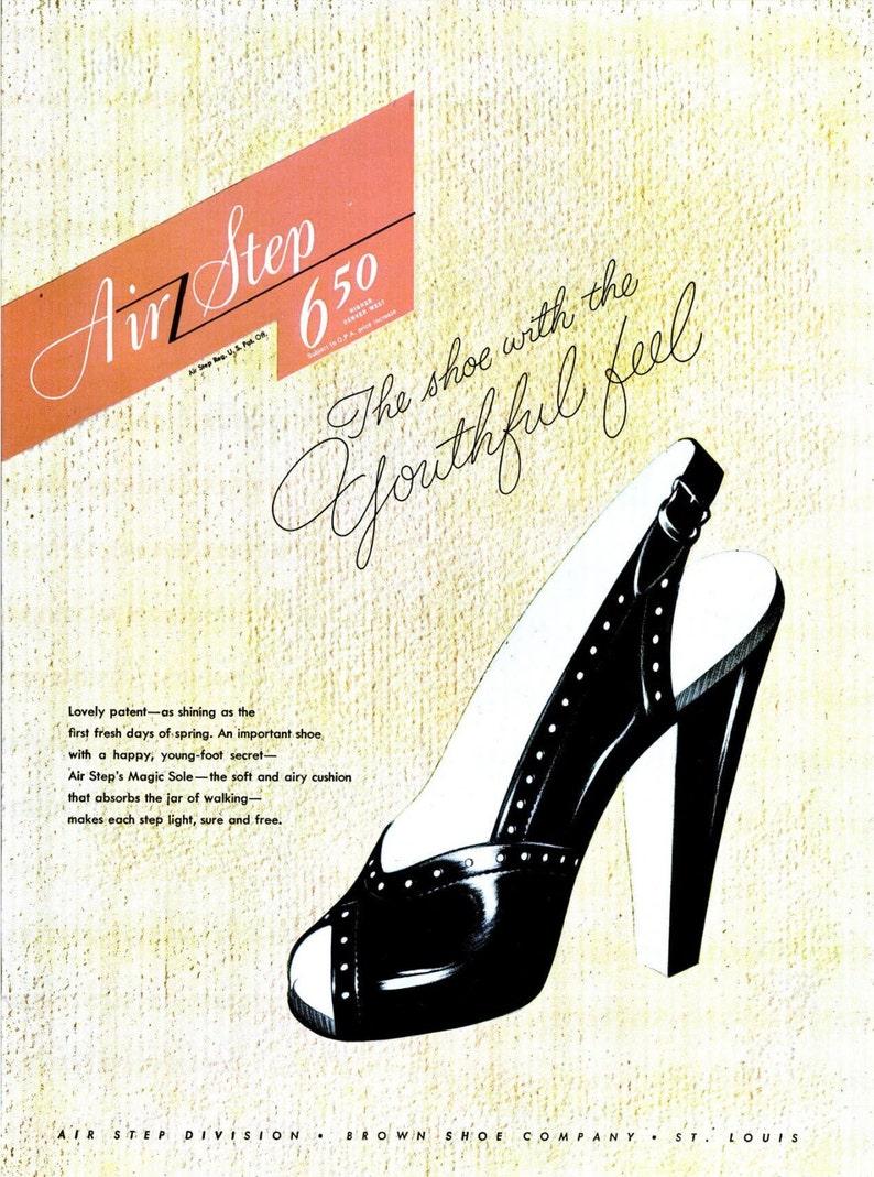 Star Chaussures À Mode Reproduction 1946 Shoe Hauts De Christian Louboutin Talons Annonces Placard Étapeamp; Company Air Armour Brown Talon Bacon b76Yfgy