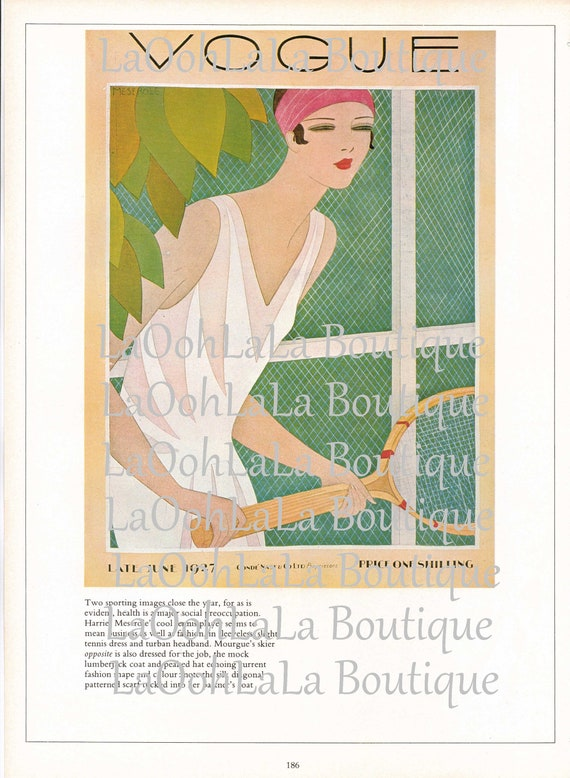 A3 Vintage Art Deco Print Painting For Your Glass Frame Vogue,A0 A2 A1
