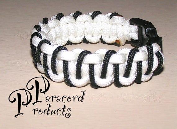 "1//2/"" Contoured Side Release Buckles--u pic the qty- Paracord Survival Bracelets"