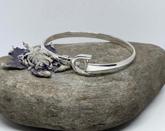 Sterling Silver 925 Equestrian Bracelet