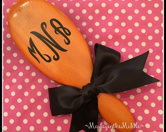 New! Oval Cherry Wood Boar Hair Bristle Brush - Personalized - Bridesmaid Gift - Birthday Gift