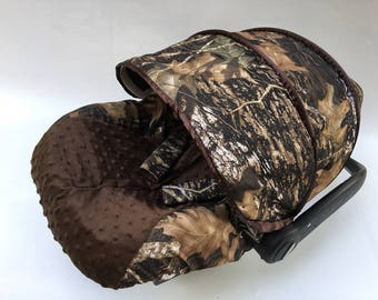 20 Off Boy Camouflage Military Infant Car Seat Cover Baby Canopy Fit Most Polka Dot Chevron