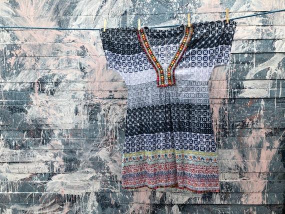 Boho Dress - Vintage