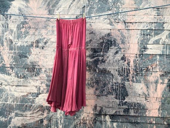 Pink Pants - Vintage