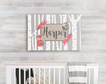 Personalized Nursery Art And Decor By Alphadorable On Etsy
