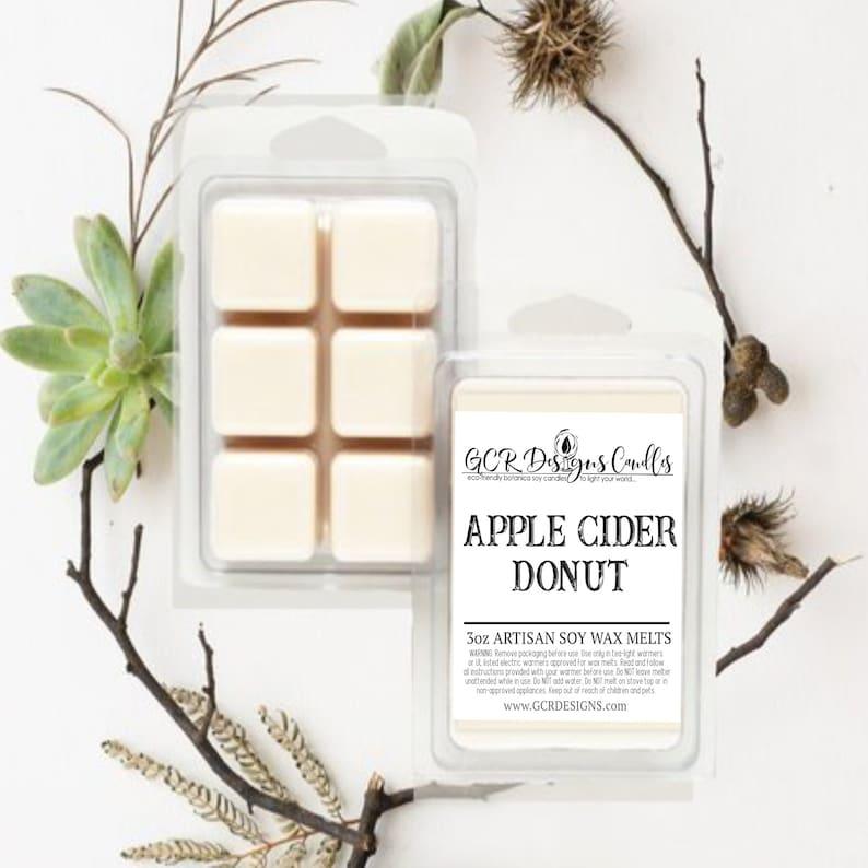 Apple Cider Donut Apple Scent Soy Wax Melt Wax Melt For image 0