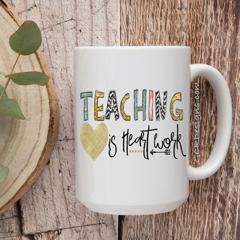 Teacher Mug Teacher Gifts Teaching Education Educator image 0