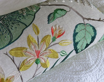 Jim Thompson Heleconia 65 x 30cm cushion cover