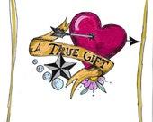 50 CHF gift certificatefor Tina G studio