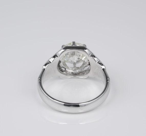 Magnificent 3.10 Ct Old Brilliant cut Diamond Sol… - image 6