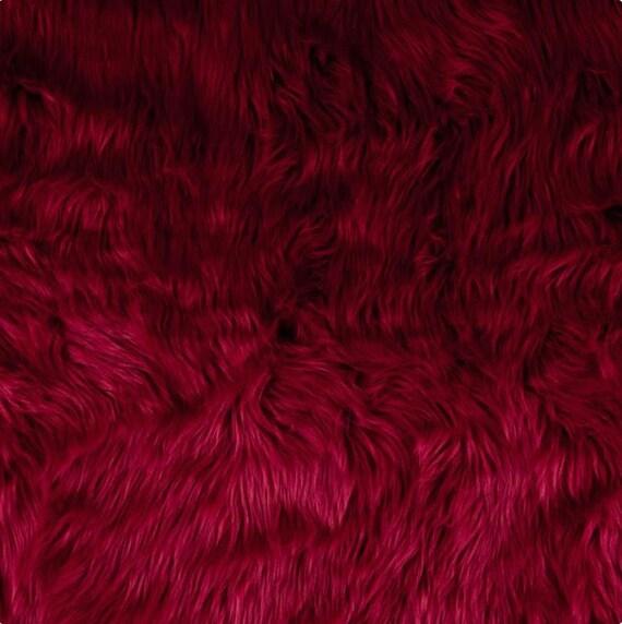 Mongolian Faux Fur Pillow Cover, 26