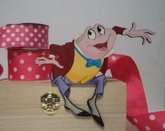 NEW!  Sitting Mr. Toad / Room decor